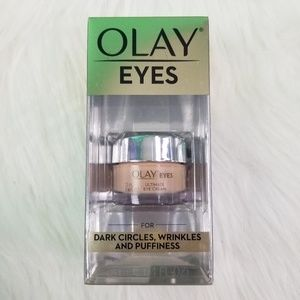 Olay Eyes: Dark Circles, Wrinkles, and Puffiness
